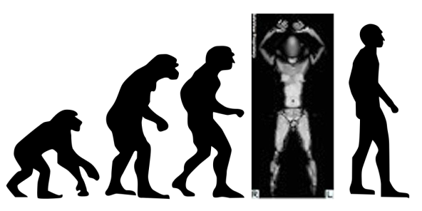 human-evolution-scanner